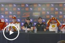 Thursday Press Conference – Supercheap Auto Bathurst 1000