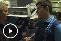 GRM assess Moffat car damage