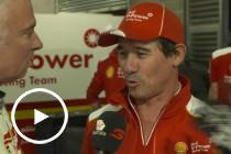 Shell race engineers talk mixed Sunday results