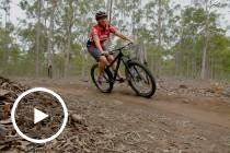 De Silvestro hits the trails pre-Ipswich