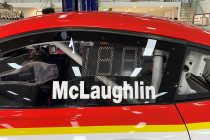 First look: LED display on Shell Mustang