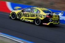 Holdsworth tops Bathurst warm-up