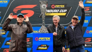 Legends unveil Pirtek Enduro Cup