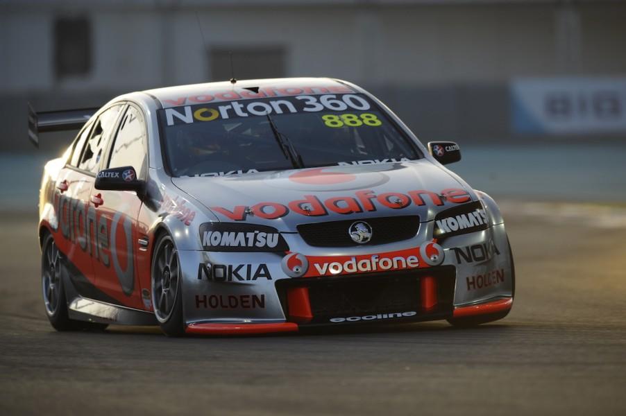 Yas V8 400, 2010