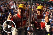 Lowndes remembers when… Bathurst Three-Peat