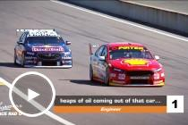 Radio: McLaughlin warned of 'hot oil'