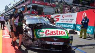 Crash puts Mostert out of GC600 weekend