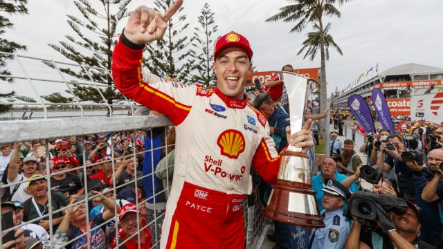 McLaughlin: Drivers 'can be better role models'