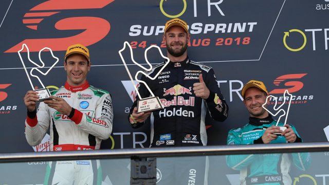 Van Gisbergen takes maiden Bend victory