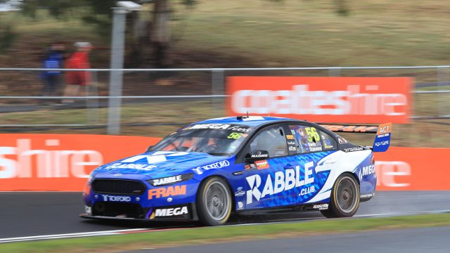 Stanaway leads all-Ford top four in Practice 3