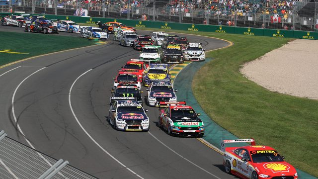 McLaughlin wins final, Mostert the LP Trophy