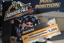 Van Gisbergen takes first pole with new format