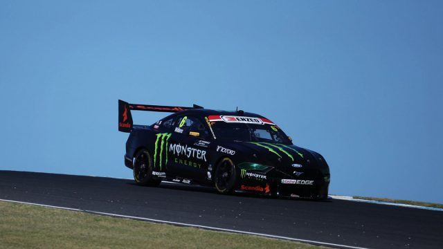 Mustangs sweep top three in Phillip Island test