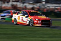 McLaughlin beats Whincup in Practice 2