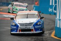 Russell leads Bamber in Gold Coast Practice 2