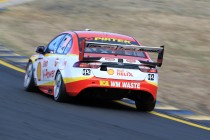 McLaughlin fastest, Triple Eight trio in Q1