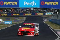 McLaughlin shades Whincup in final practice