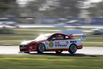 McLaughlin controls final Winton practice