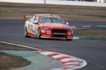 McLaughlin fastest in Winton Practice 3