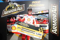 McLaughlin flies to eighth pole of 2019