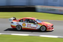 McLaughlin fastest in opening Pukekohe practice