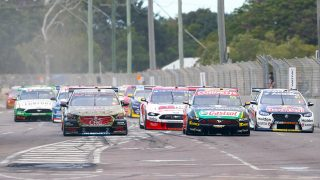 Supercars makes ballast changes for Ipswich