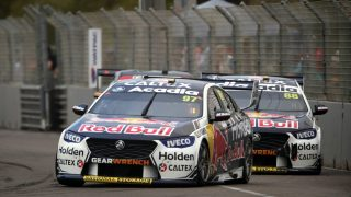 Whincup helped 'investigate' early SVG problem