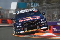 Van Gisbergen tops qualifying, Lowndes penalised