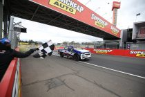 Veteran seals SuperUtes round win