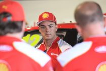 McLaughlin beats van Gisbergen in qualifying