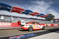 McLaughlin fastest, Whincup misses Shootout