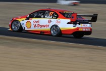 McLaughlin fastest, Whincup under investigation