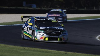 Van Gisbergen apologised for Lowndes touch