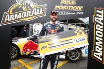 Van Gisbergen trumps Mustangs for Pukekohe pole