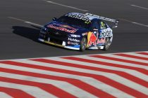 Dominant van Gisbergen leads Red Bull 1-2