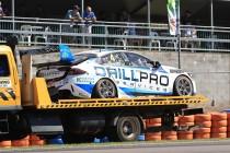 Wildcard Jones 'gutted' after practice crash