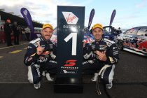 Whincup/Dumbrell lead Triple Eight Sandown 1-2-3