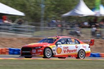 McLaughlin fastest in final Darwin practice