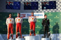 McLaughlin dedicates win to Christchurch