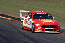 McLaughlin stays on top in Darwin