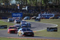 Supercars officials get international nod