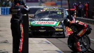 Mostert 'ran out of puff' in late charge
