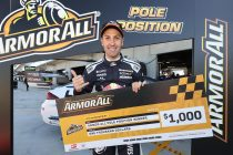 Whincup takes pole pending investigation