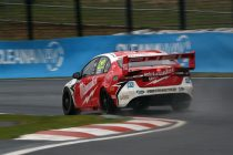 Davison fastest in wet Bathurst Practice 1