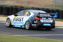 Pither fastest in opening Super2 practice