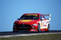 McLaughlin sets new lap record, Whincup facing Q1