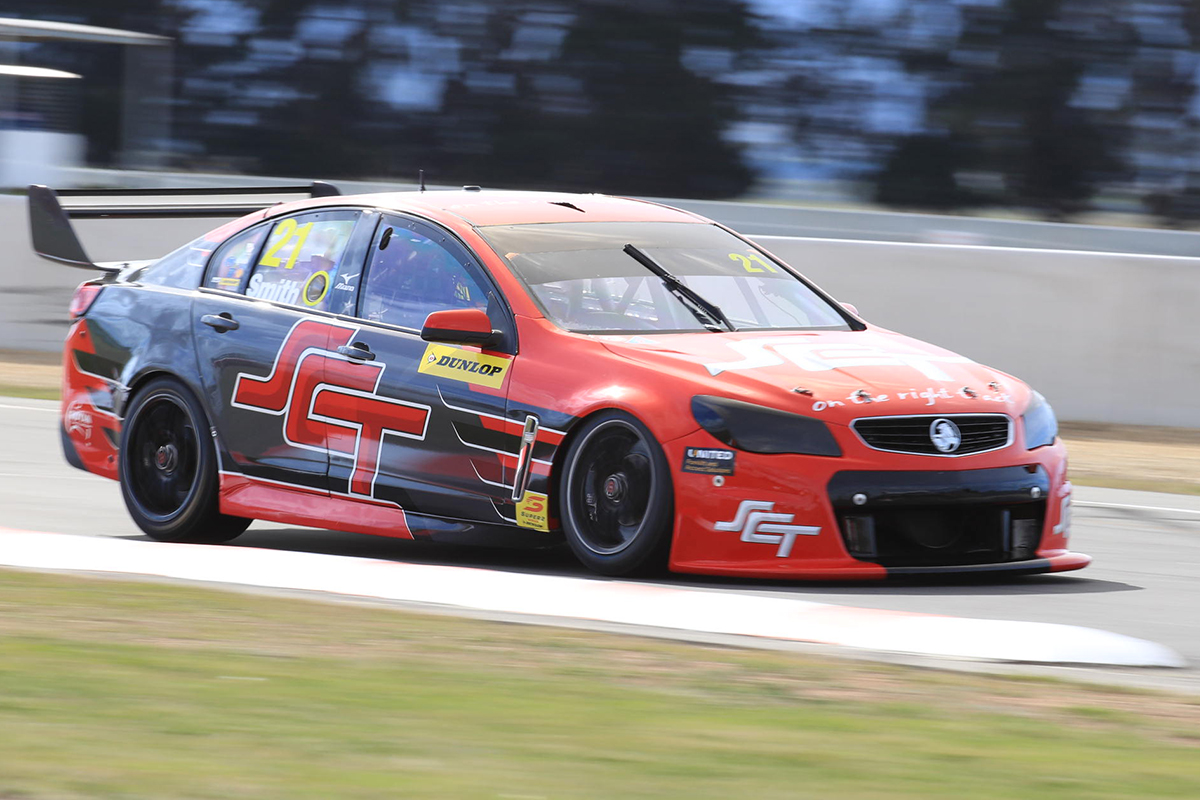 Everything clicked' for Smith breakthrough | Supercars