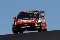 Moffat tops crash-strewn co-driver practice