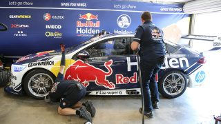 'No excuses' for Red Bull HRT in test