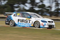 Pither takes double Symmons Super2 pole